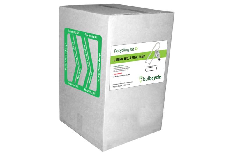 BulbCycle misc. recycling kit jumbo