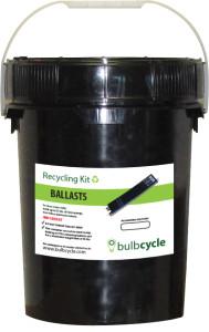 5 Gallon Ballast Recycling bucket